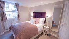 Bristol Brunel Serviced Apartments Bedroom