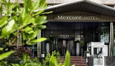 Mercure Bristol Holland House Hotel entrance