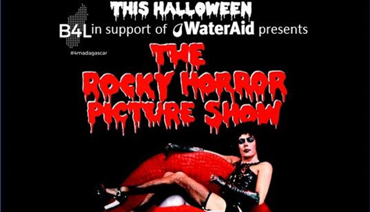 586de33c99 The Rocky Horror Picture Show - Fancy Dress Charity Event at ...