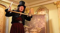 Bristol Family Arts Festival at Brunel's ss Great Britain: Brunel & the Bard Storytelling