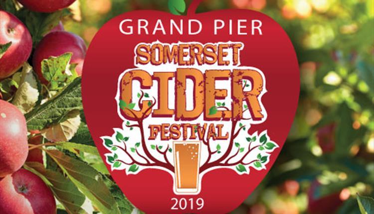 Image result for Somerset Cider Festival at The Grand Pier