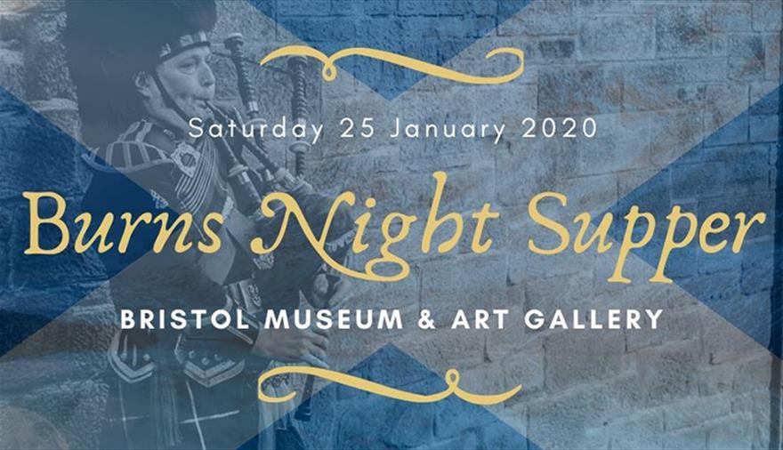 Burns Night supper at Bristol Museum & Art Gallery - Visit