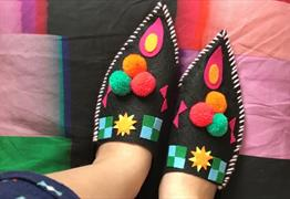 We Are Family Summer Workshops: DIY Babouche Slippers at Arnolfini