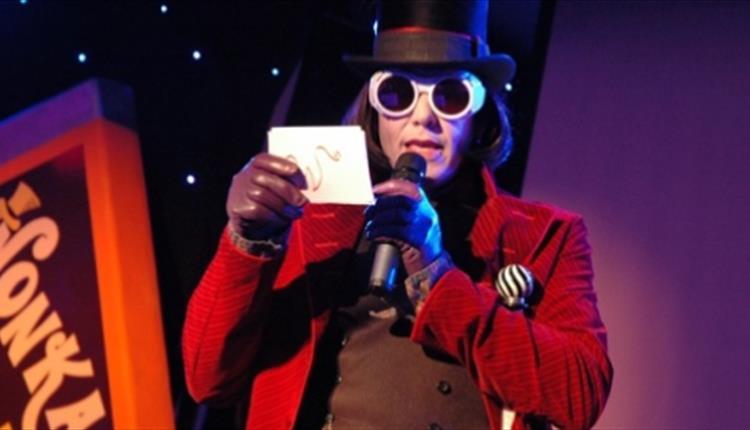 Willy Wonka S Summer Ball At The Grand Pier Visit Bristol