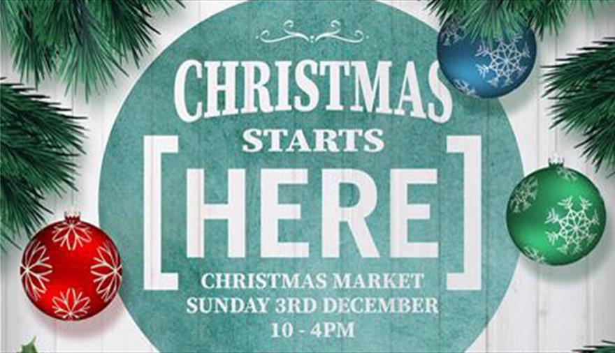 Christmas Starts Here Christmas Market Visit Bristol