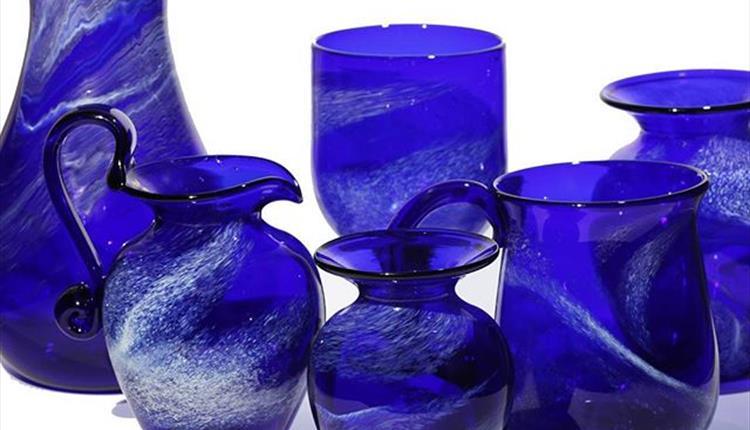 The Original Bristol Blue Glass Ltd Studioshop Visit Bristol