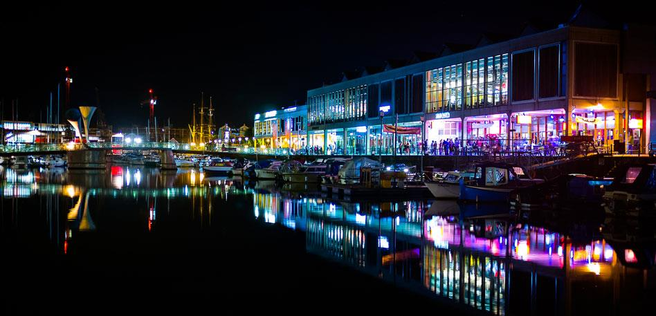 Student Nightlife: Bristol Harbourside