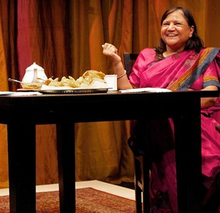 Review: A Brimful of Asha at Tobacco Factory Theatres