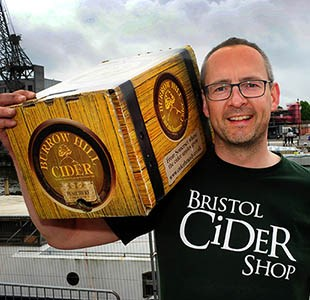 Food Friday: scrumpytious places to eat out from Bristol Cider Shop