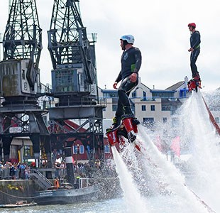 Top 7 highlights for Bristol Harbour Festival 2018