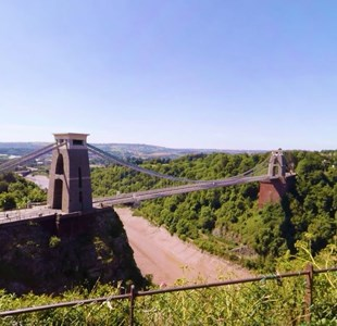 Video: Bristol's Beautiful Views in 360