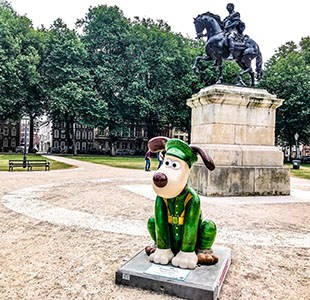 Gromit Unleashed 2: Harbourside and Bristol Trails city guide