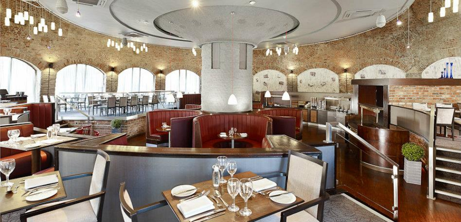 The Kiln Restaurant at Doubletree by Hilton