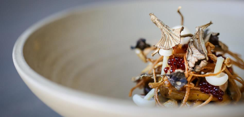 Dine at Michelin-starred Casamia - Luxury Incentives