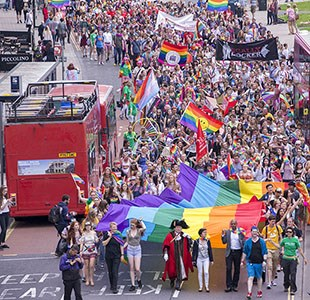 Top 10 highlights of Bristol Pride 2018