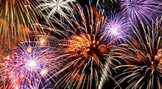 Fireworks in Bristol, Bonfire Night in Bristol, Firework Displays in Bristol