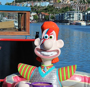 How to make the most of the Gromit unleashed trail 2 in Bristol