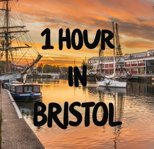 Itinerary - Bristol: the city in 60 minutes