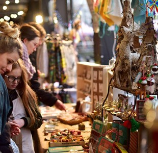 Buy local at Bristol's Christmas Markets