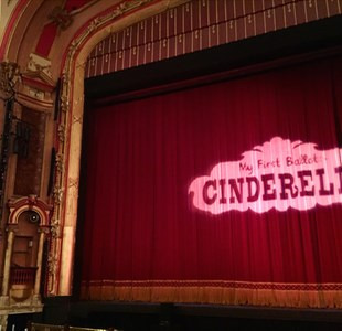 You shall go to the ball-et! Review: Cinderella, My 1st Ballet