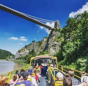 5 facts we learned on a bus tour of Bristol