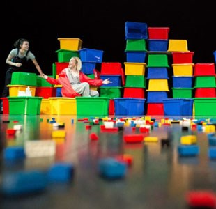 Review: Lego Beach at 1532 Performing Arts Centre