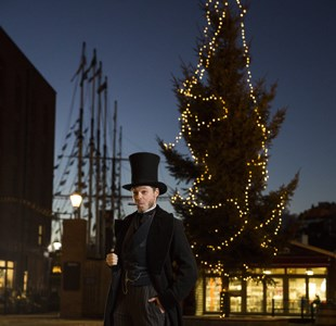 Experience a Victorian Christmas in Bristol