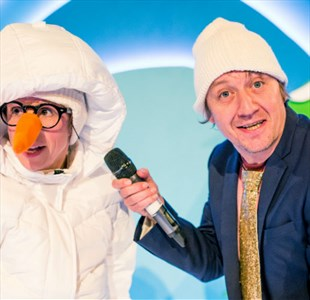 Review: Snow Globe at The Lantern at Colston Hall