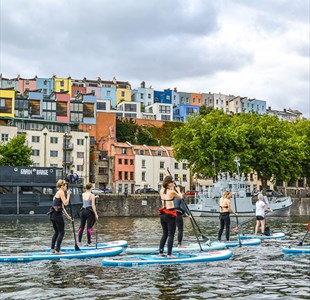 Bristol activities for an adventurous microgap in the city