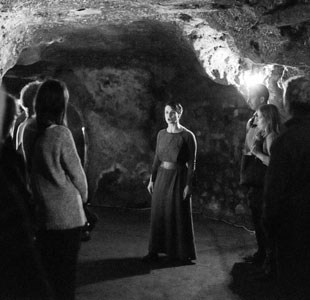 Review: Macbeth at Redcliffe Caves