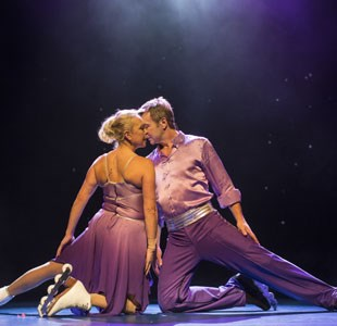 Interview: Torvill and Dean
