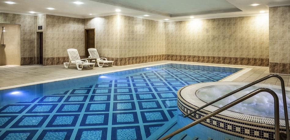 Hotels with swimming pools in Bristol: Mercure Grand Hotel