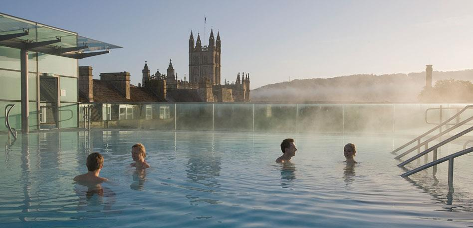 Thermae Bath Spa Rooftop