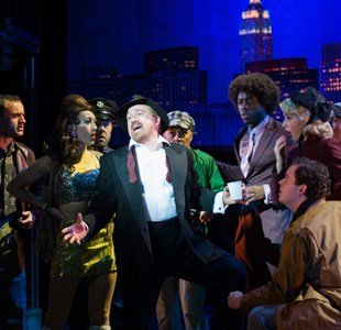 Review - The Producers at Bristol Hippodrome