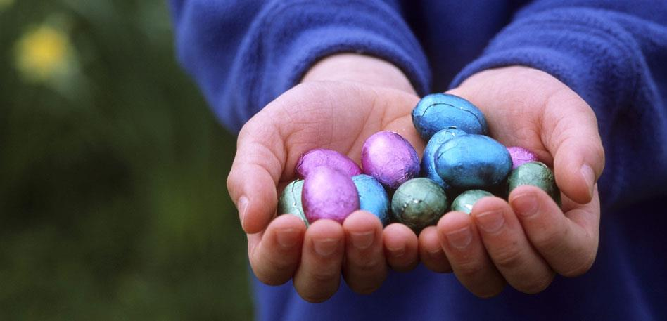 Easter Egg Hunts - Image: Jennie Woodcock