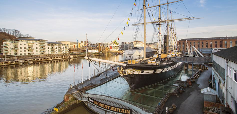 Aerospace & Advanced Engineering: Brunel's SS Great Britain