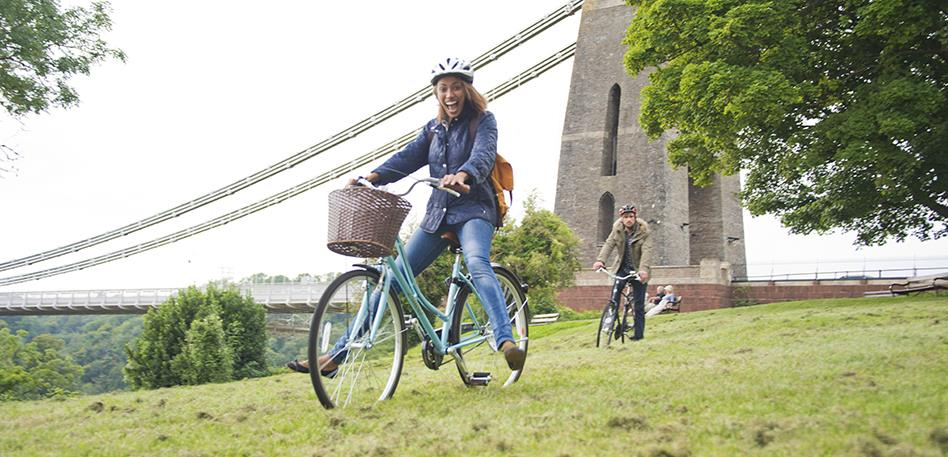 Low Carbon Bristol: Cycling