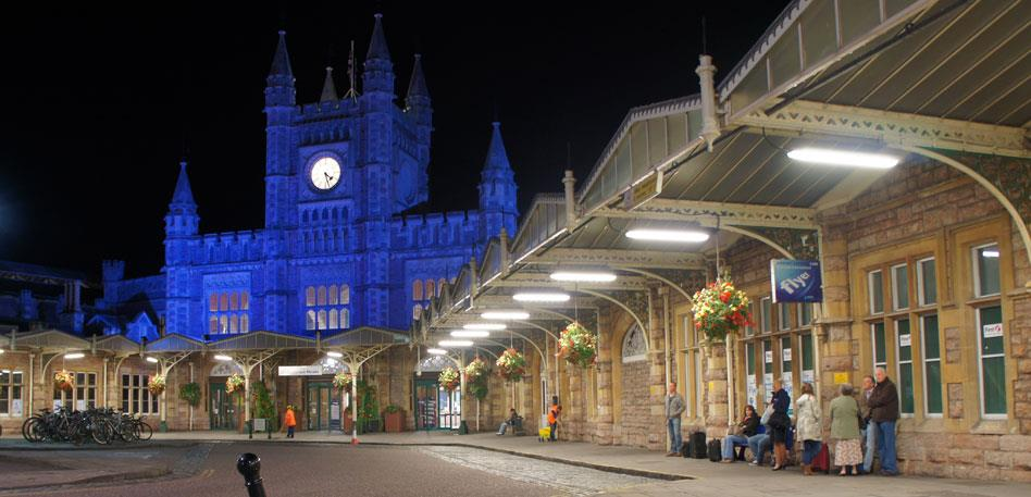 Meet Bristol - Travel - Temple Meads Train Station