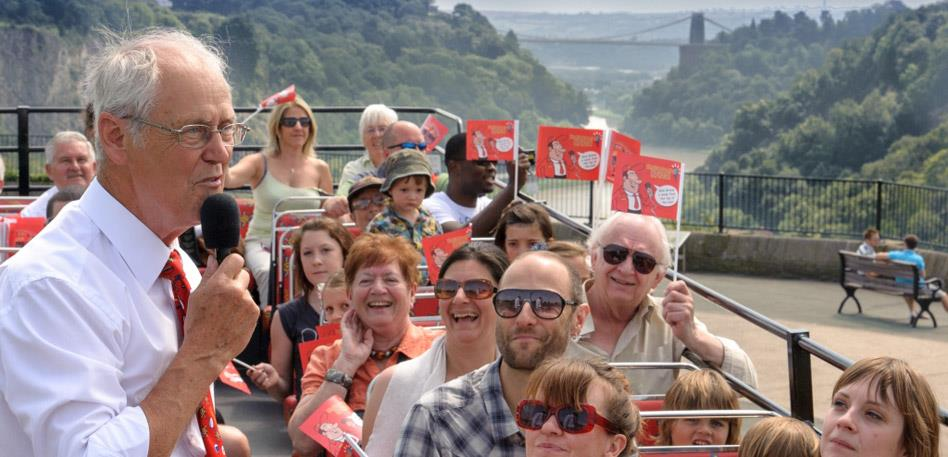 City Sightseeing Tour of Bristol