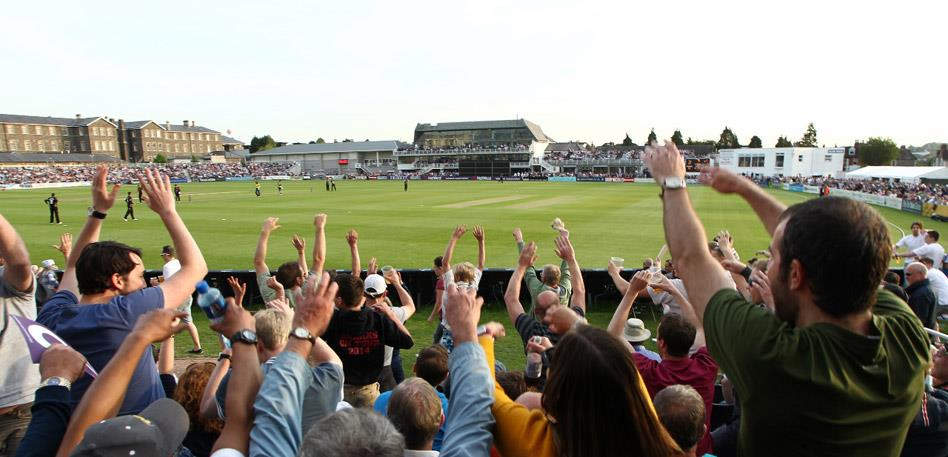 Cricket in Bristol - Image Gloucestershire County Cricket Club