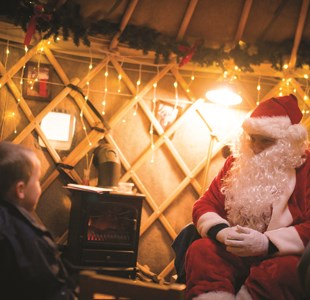 Where to see Santa in Bristol this Christmas