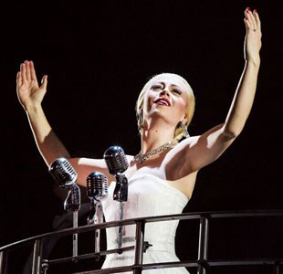 Review: Evita at Bristol Hippodrome