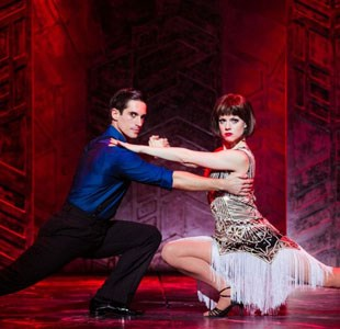 Review: Thoroughly Modern Millie at Bristol Hippodrome