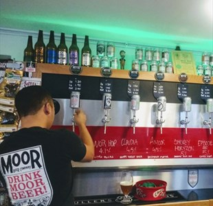 Bristol's Brewery Tap Rooms