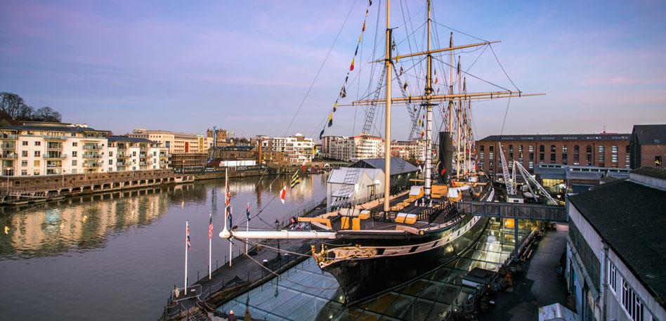 Accessible Things To Do - Brunel's SS Great Britain
