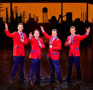 Review: Jersey Boys at Bristol Hippodrome