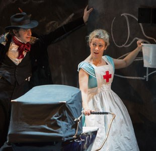 Review: The Massive Tragedy of Madame Bovary at Bristol Old Vic