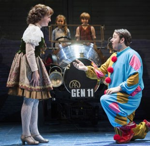 Review: Chitty Chitty Bang Bang at Bristol Hippodrome