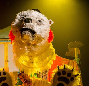 Review: The Bear at Bristol Old Vic