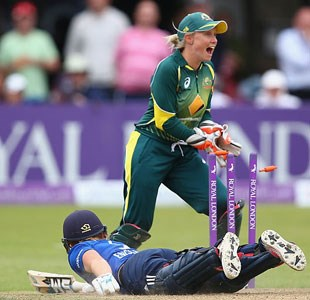 Coming to the ICC Women's World Cup?